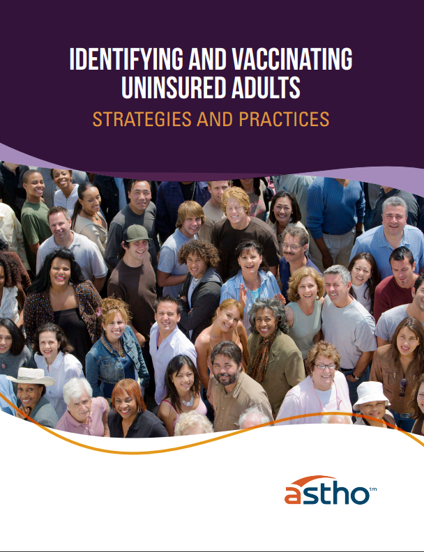 Identifying and Vaccinating Uninsured Adults